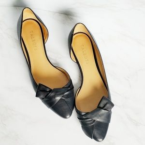 NWOT Talbots Dorsay Pointed Bow Flats